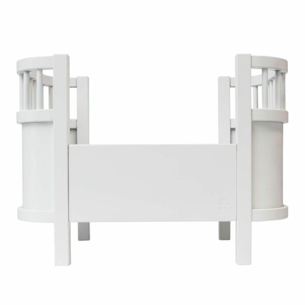 Sebra - The Sebra Dolls Bed - White