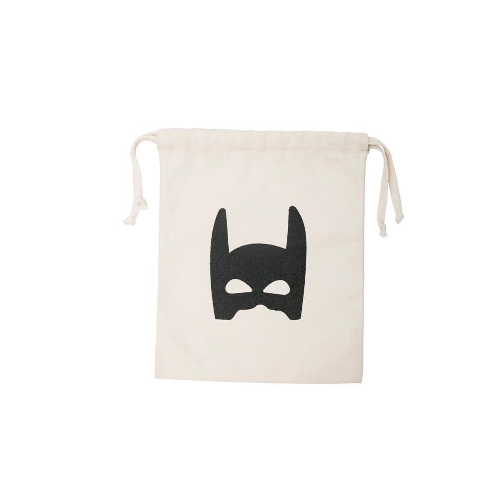 Toy Storage Bag – Cotton – Superhero