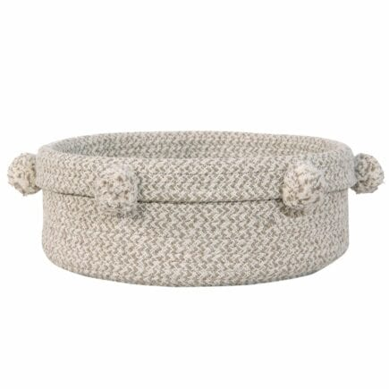 Lorena Canals - Washable Basket - Tray - Natural - 12 x Ø 30 cm