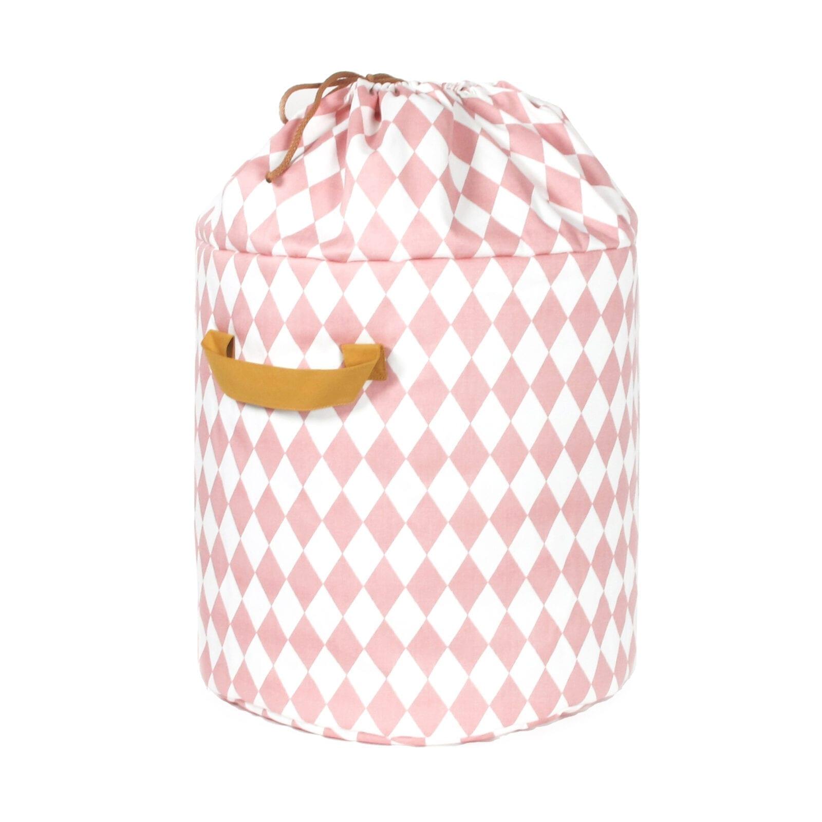 Toy Bag – Baobab – Diamonds – Pink