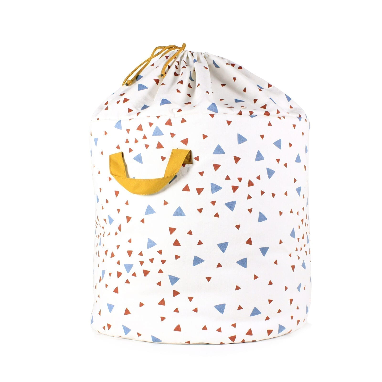 Nobodinoz – Toy Bag – Baobab – Sparks – Blue/Terracotta