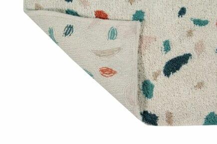 Lorena Canals - Waschbarer Teppich, Terrazzo - Marble - 140 x 200 cm
