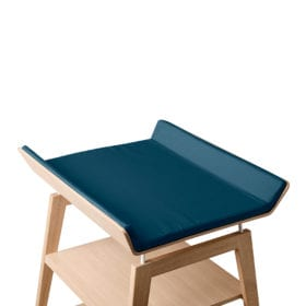 Leander – Cushioncover for Linea Changing Table – Dark Blue