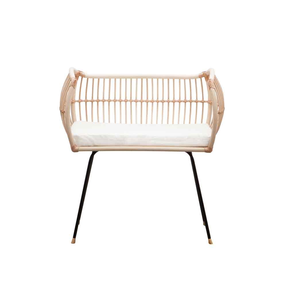 Rattan Co-Sleeping Crib – Martha