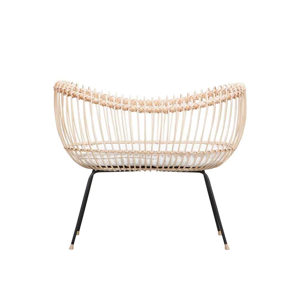 Rattan Crib – Lola