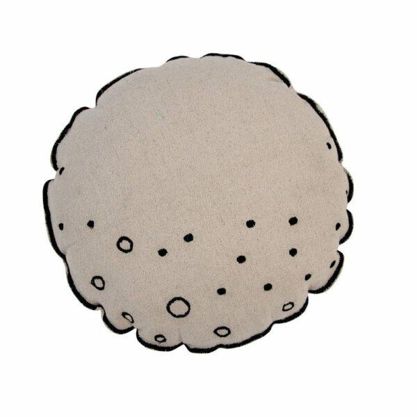 Lorena Canals - Washable Cushion - Moon - ø 40 cm