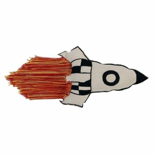 Lorena Canals - Washable Cushion - Rocket - 30 x 65 cm