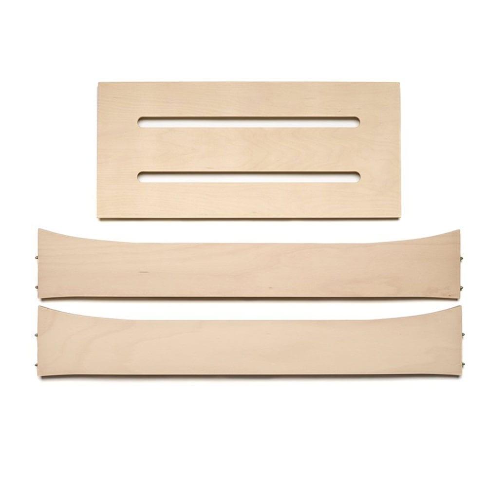Leander – Junior Extension Set for Classic Baby Cot – Whitewash