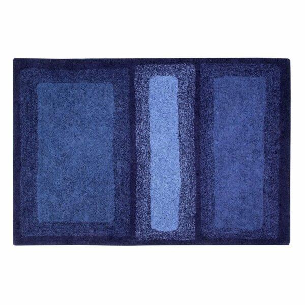 Lorena Canals - Washable Rug - Water - Alaska Blue - 140 x 200 cm