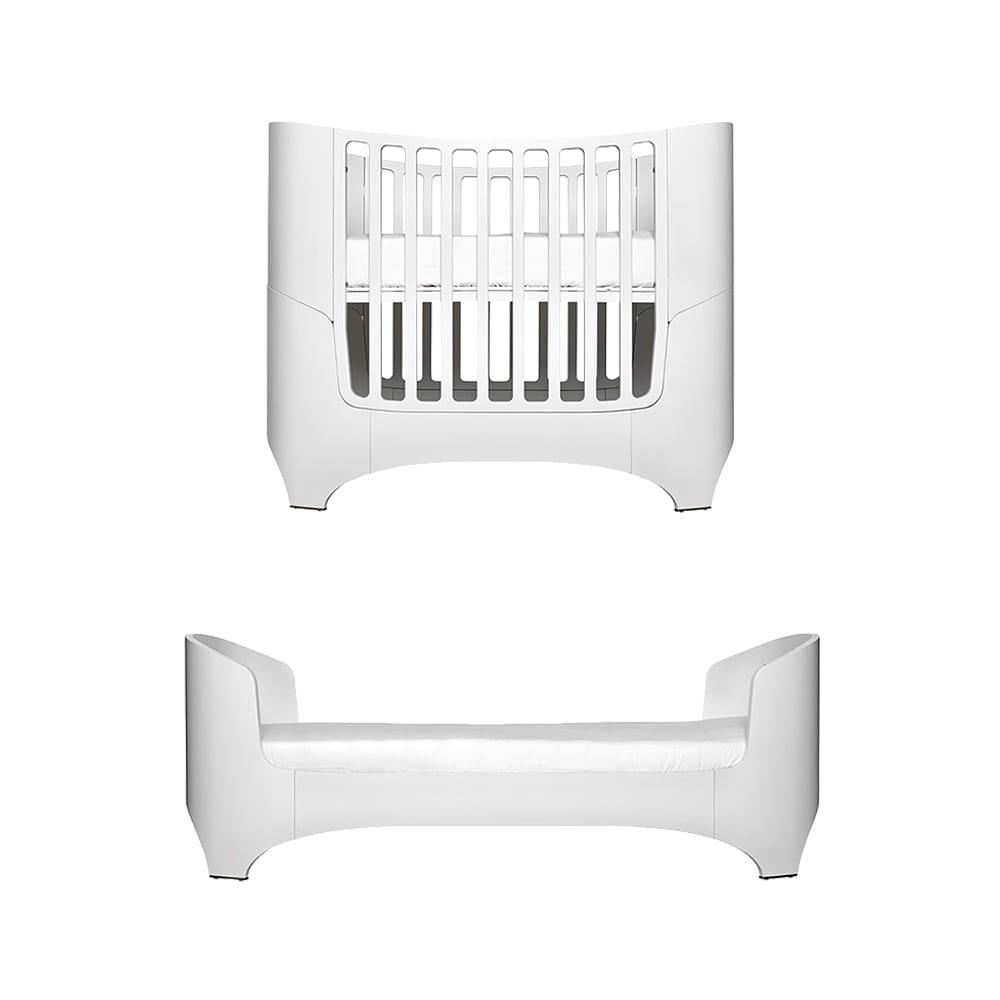 Leander – Baby- & Juniorbett – Weiß
