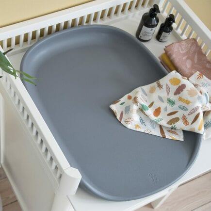 Sebra Dresser 2 drawers classic white lifestyle