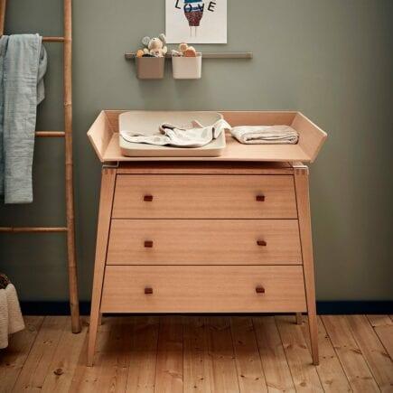 Leander-Linea-Changingunit-Dresser-Oak