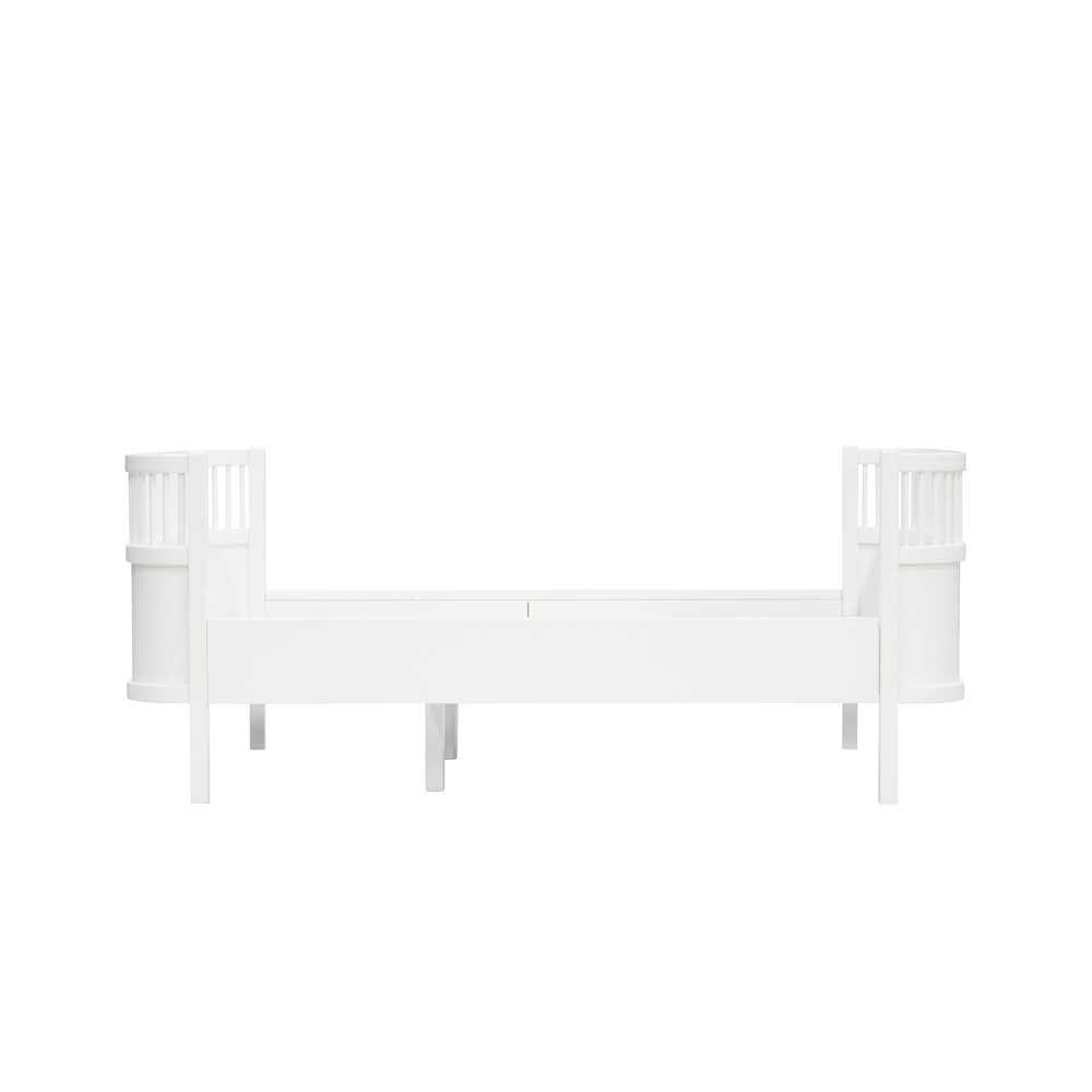 Sebra – Junior & Grow Bed – White