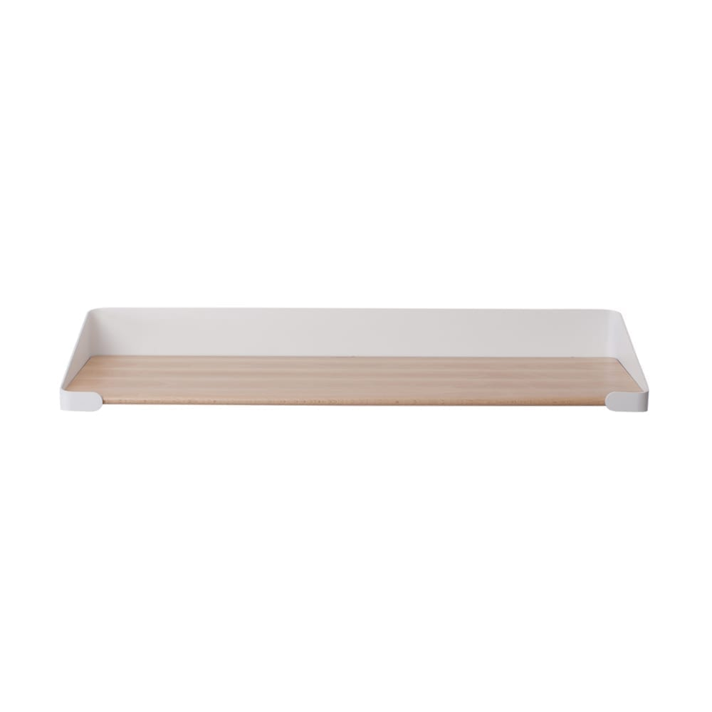 Sebra – Wand Regal Embrace – Single – Classic Weiß