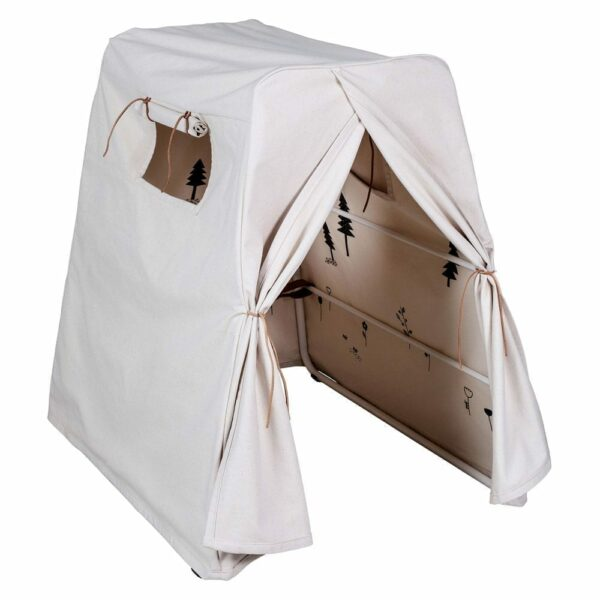 BudtzBendix - Tower Tent for Changing Tower - Natural