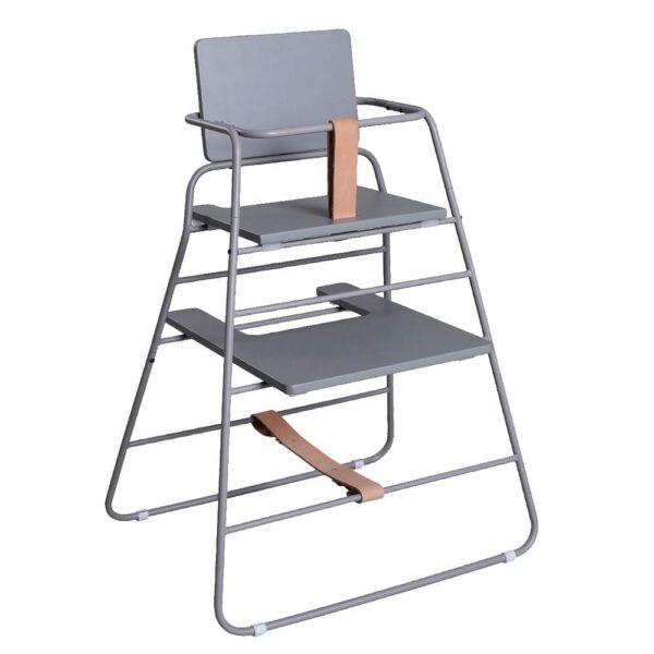 BudtzBendix - Tower Chair - Light Grey