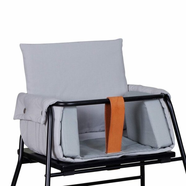 BudtzBendix - Infant Seat for Tower Chair - Light Grey
