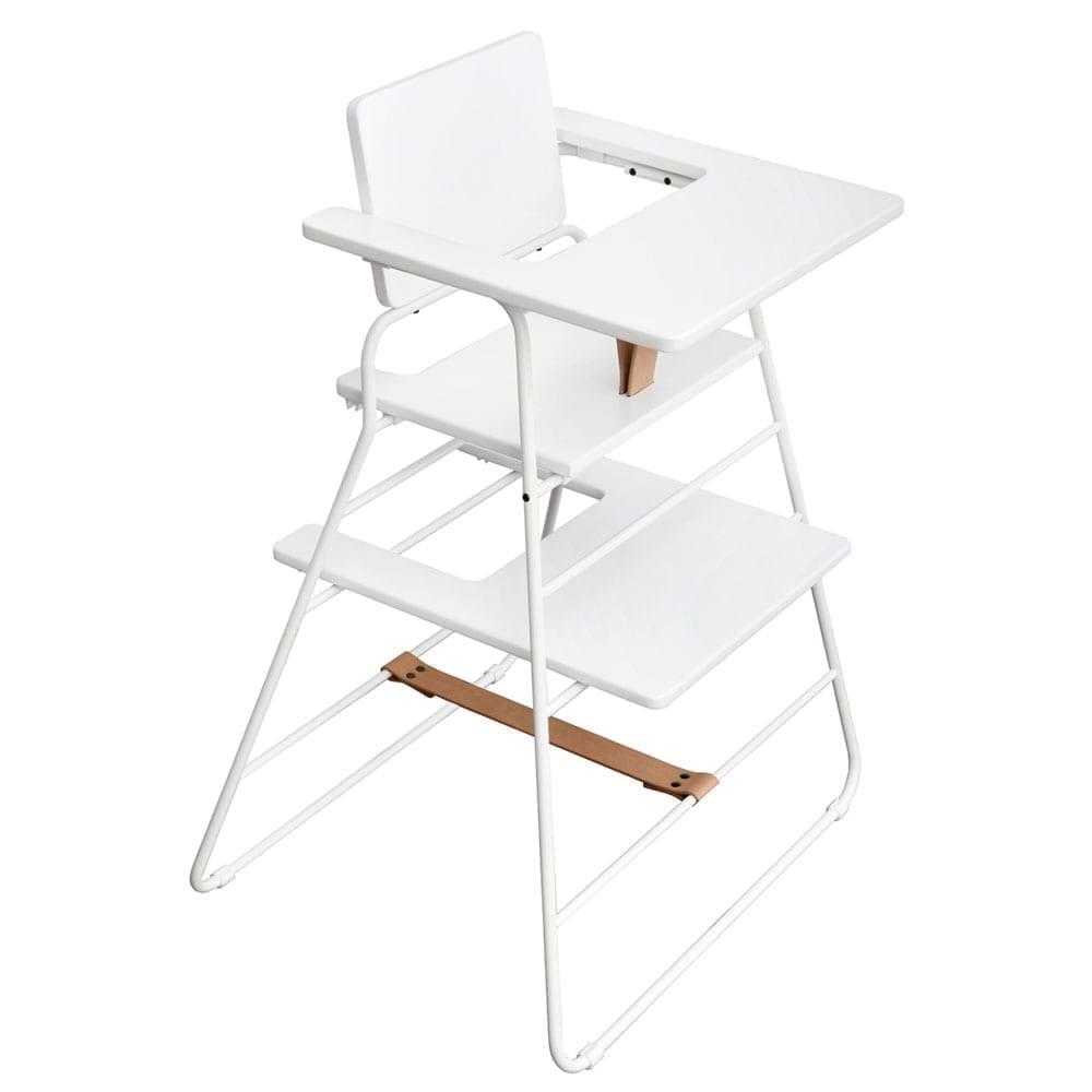 BudtzBendix – Tower Chair – White
