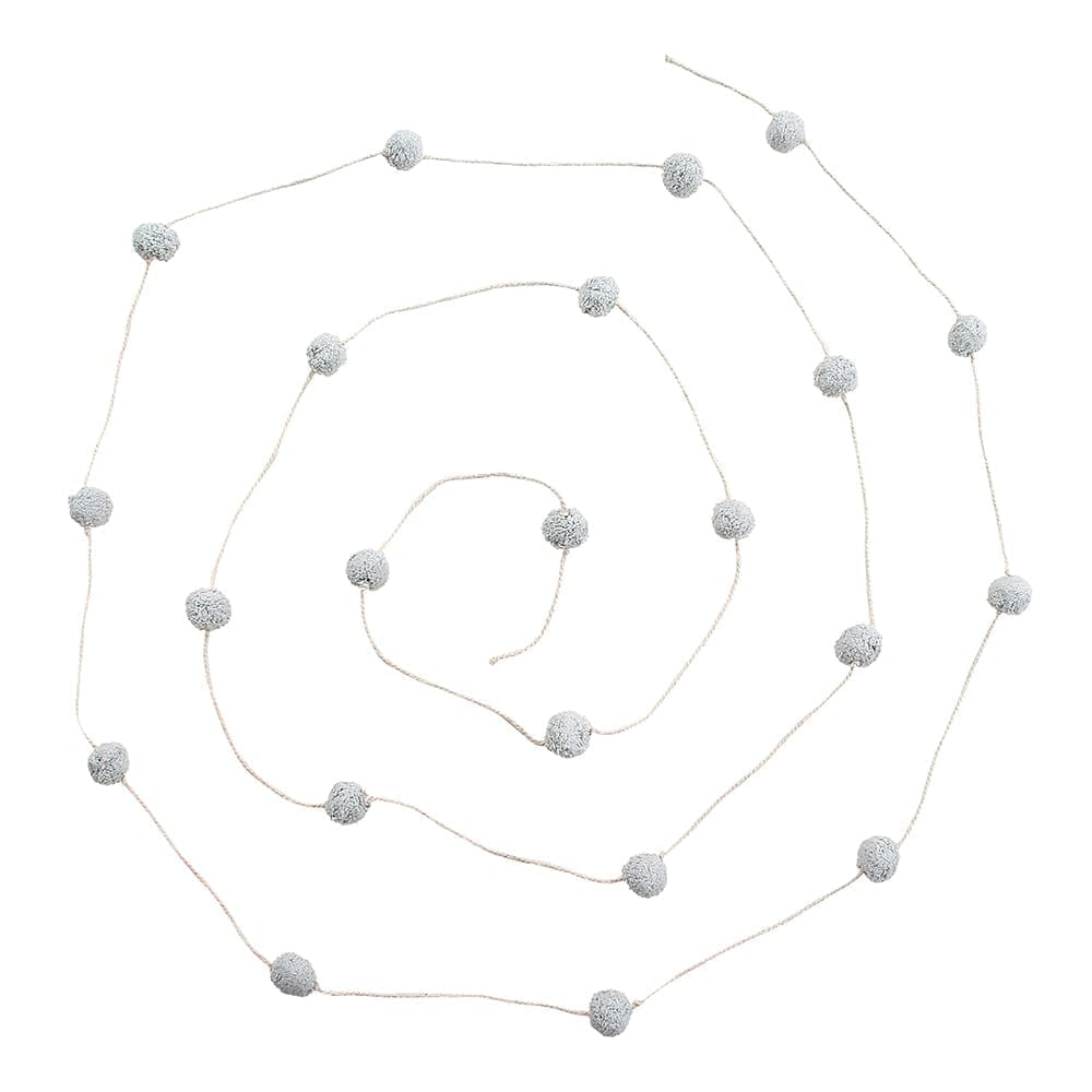 Garland – Candy Necklace – Light Blue – 5 m