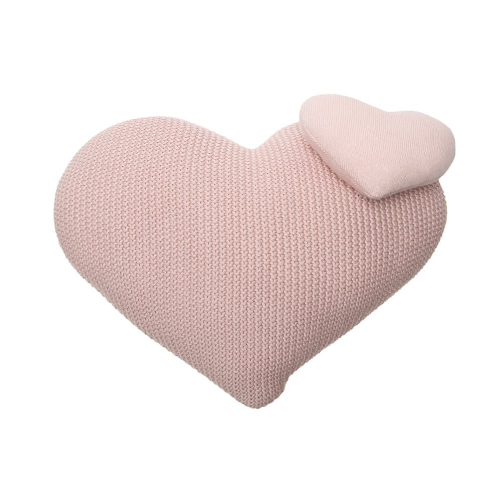 Lorena Canals – Knitted Cushion – Love – 30 x 35 cm