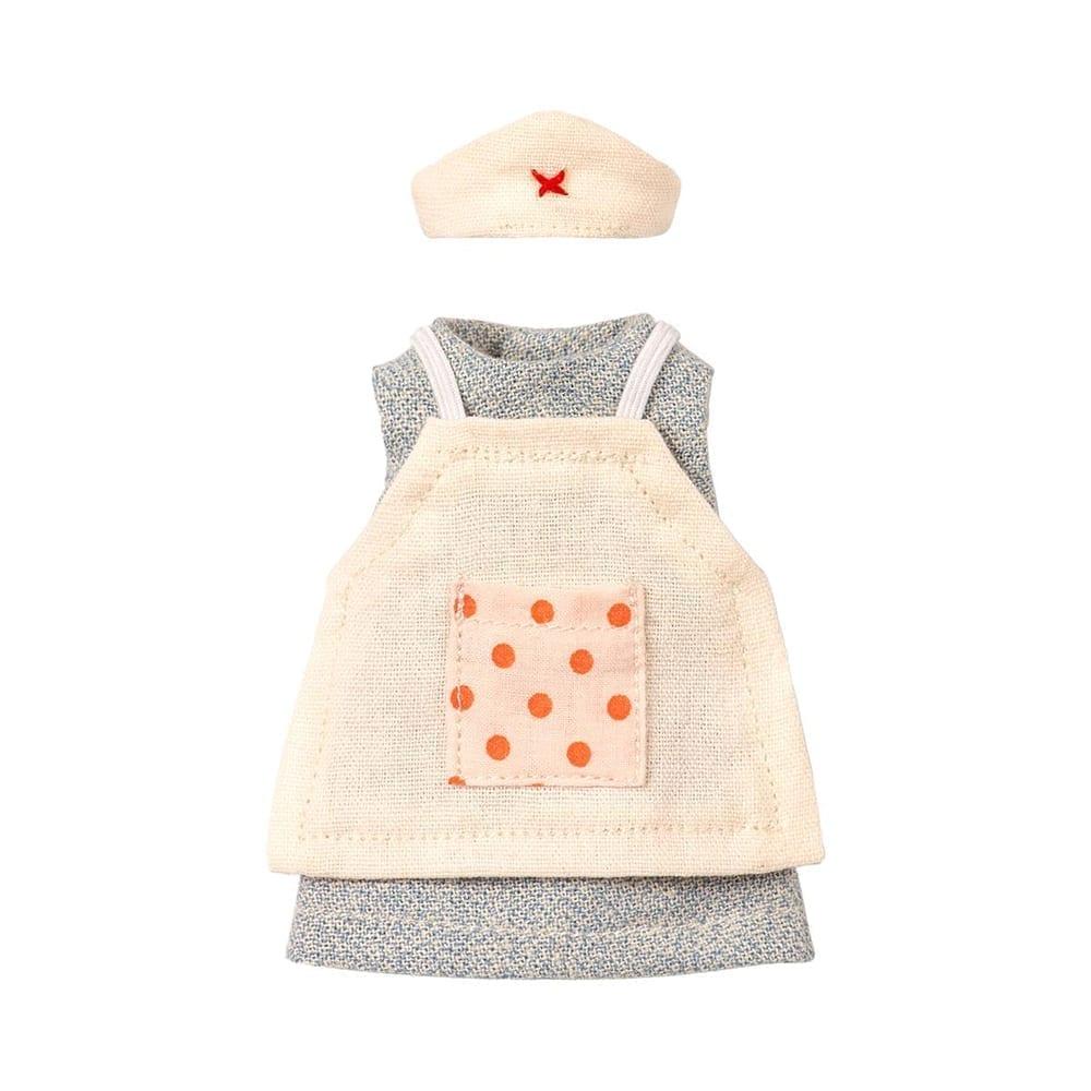 Maileg – Nurse – Clothes for Mouse