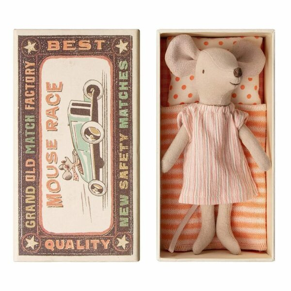 Maileg Big Sister Mouse in Box 16-9732-01