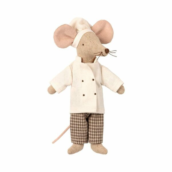 Maileg Chef Mouse 16-9745-00