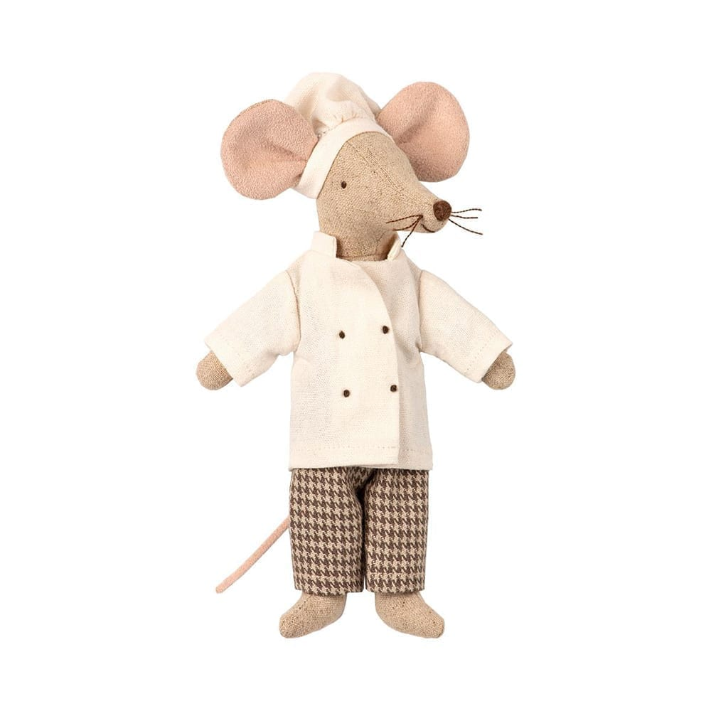 Maileg – Chef Mouse – 15 cm
