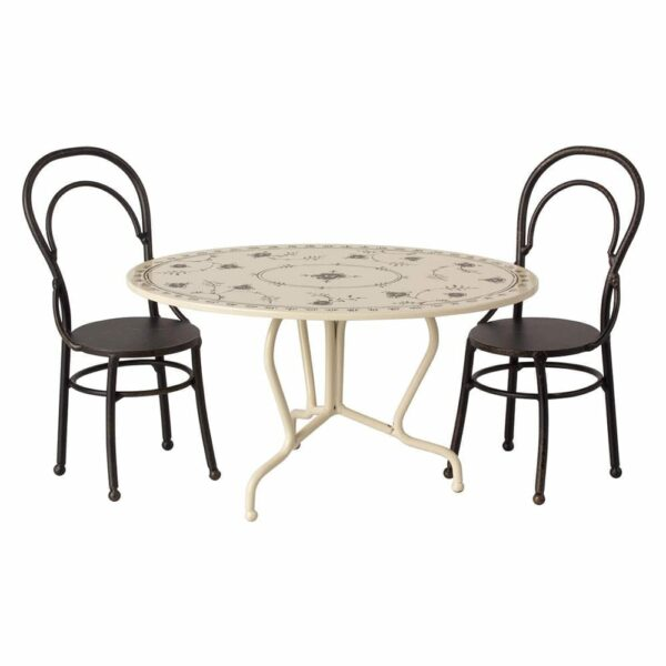 Maileg Dining Table Set Mini 11-9101-00