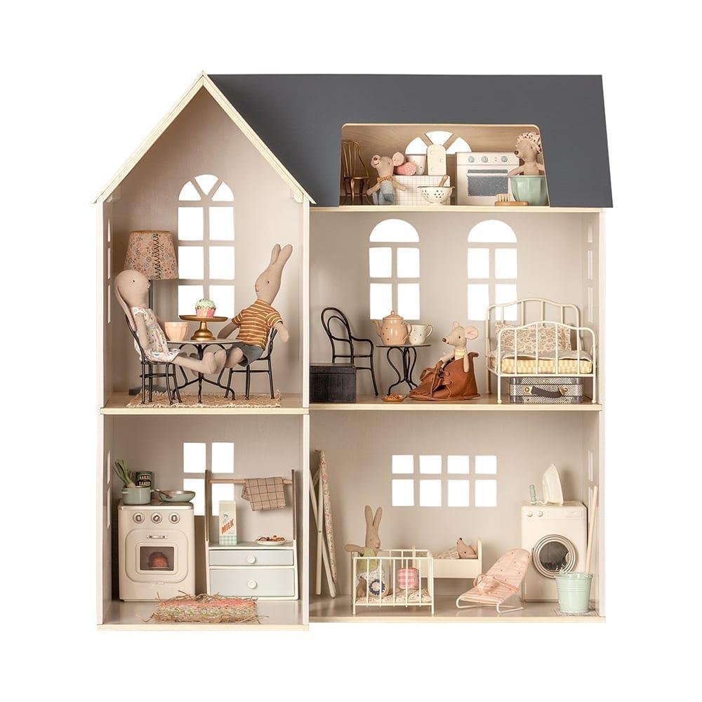 House of miniature – Dollhouse – 80 cm