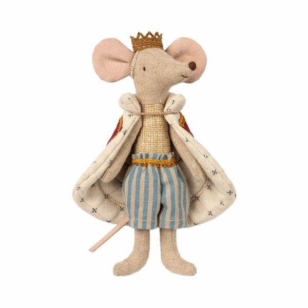 Maileg King Mouse 16-9743-00