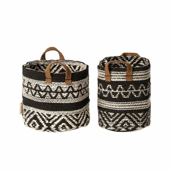 Maileg Miniature Baskets, 2 pcs. 11-9405-00