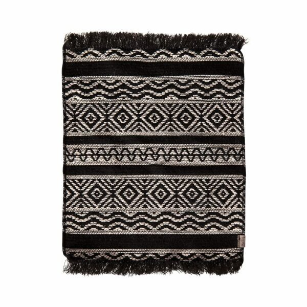 Maileg Miniature Rug Black 11-9402-00