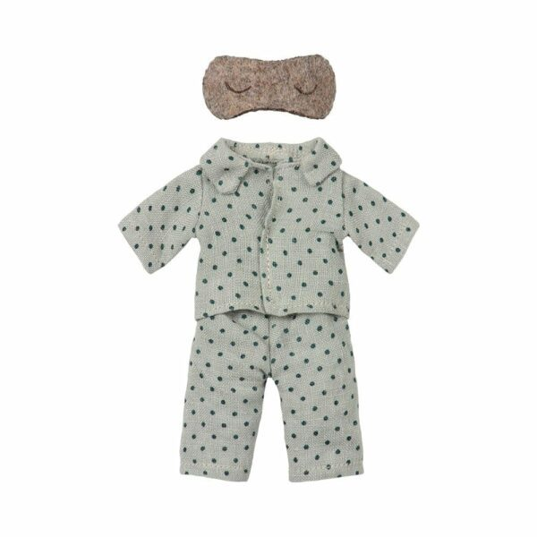 Maileg - Pyjamas for Dad Mouse 16-9740-03