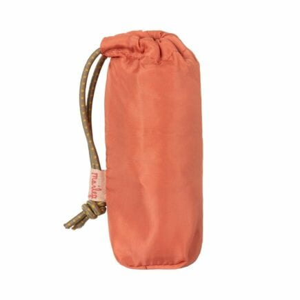 Maileg Sleeping Bag Mouse Peach 11-9401-01