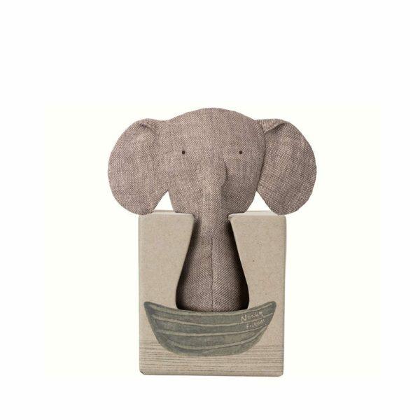 Noah's Friends, Elephant Rattle 16-8917-00