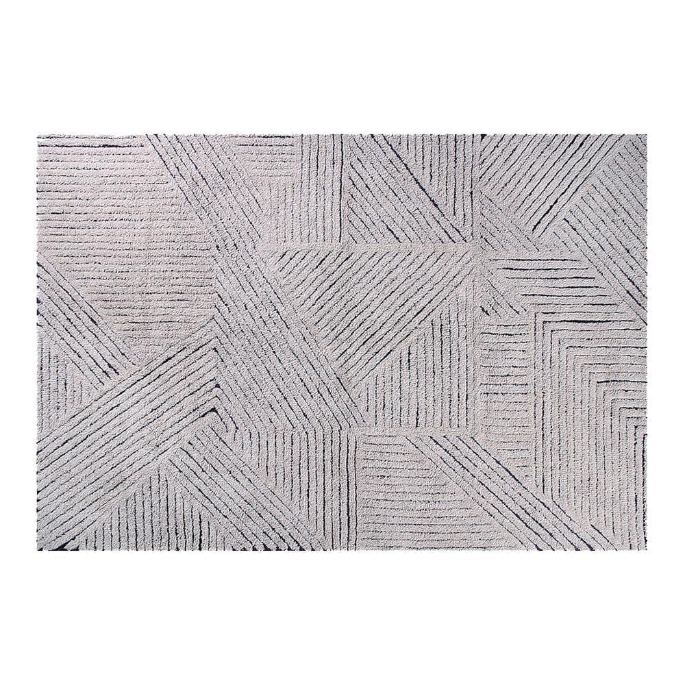 Woolable – Wollteppich – Black Chia – 170 x 240 cm