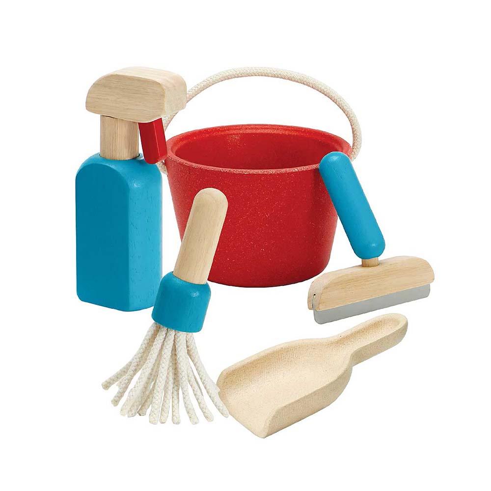 Plan Toys – Cleaning Set