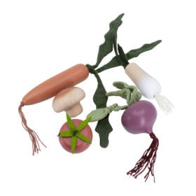 Sebra – Sebra Food – Wooden Veggies
