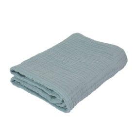 Sebra – Baby Blanket/Swaddle – Mist Blue