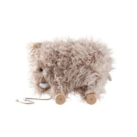 Wooden toy mammoth NEO