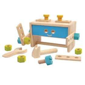 Plan Toys – Robot Tool Box