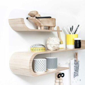 Wandplanken & Boxen