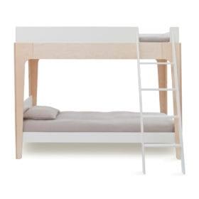 Oeuf  NYC – Junior Bunk Bed – Perch – Birch/White
