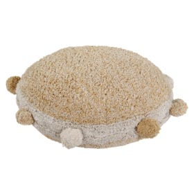 Lorena Canals – Floor Cushion – Bubbly – Honey – Ø 48 cm