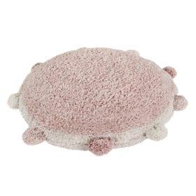 Lorena Canals – Floor Cushion – Bubbly – Vintage Nude – Ø 48 cm
