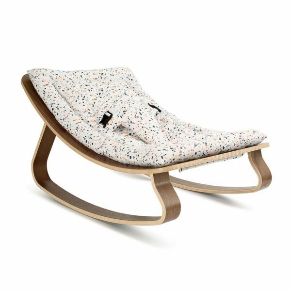 Bouncer-LEVO-Walnut-with-terrazzo-seat