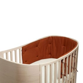 Leander – Bumper for Classic Baby Cot – Ginger
