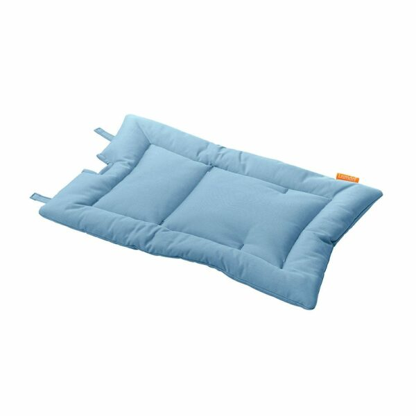 Leander Cushion for Classic high chair organic dusty blue