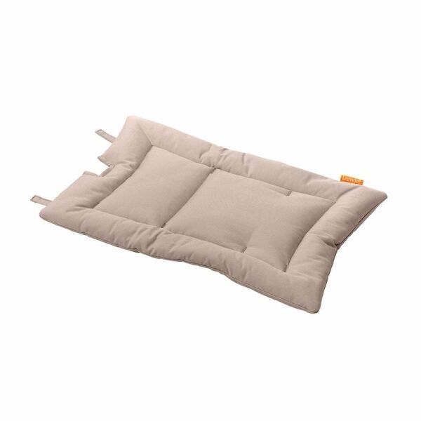 Leander Cushion for Classic high chair organic cappucino